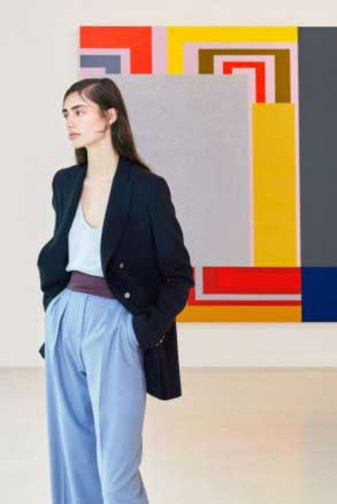 Max Mara's Resort 2019 Collection is a Tribute to Italy's Collezione Maramotti