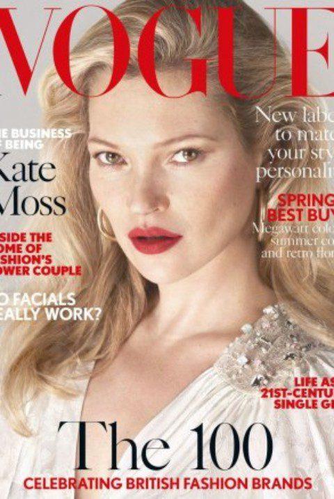 Editor's Letter: April Vogue