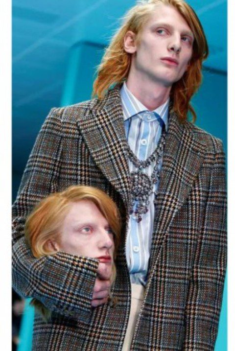 Giorgio Armani slams Gucci for 'creepy' runway show