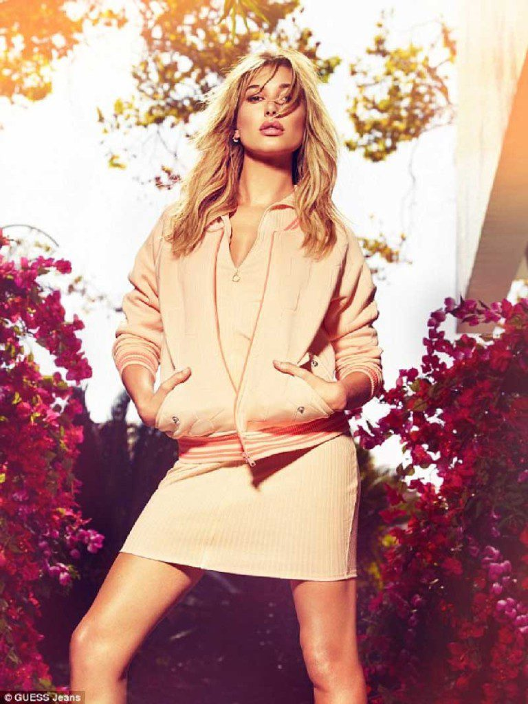 Marciano Guess: the Spring Summer 2015 ad campaign Vogue.it
