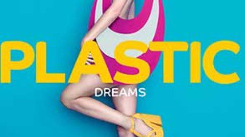 Aline weber for plastic dreams by Paulo Vainer