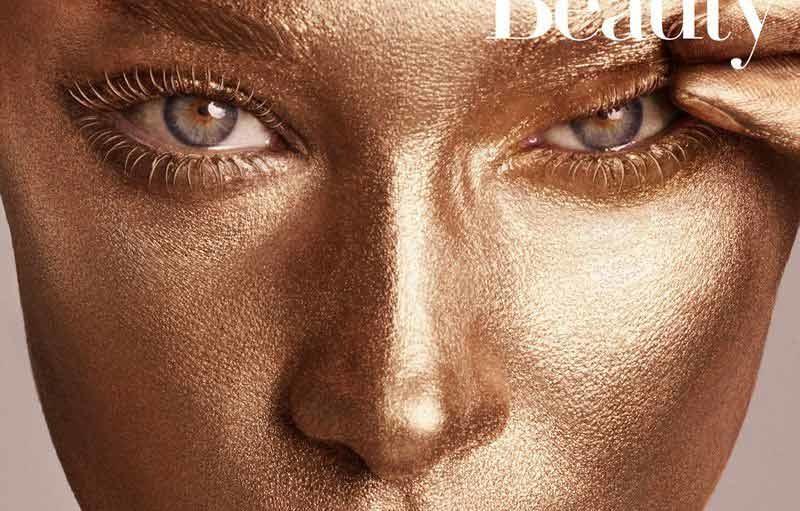 Vogue Japan Beauty Cover