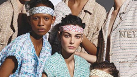 Chanel Goes Back to Basics for Spring 2019 Campaign