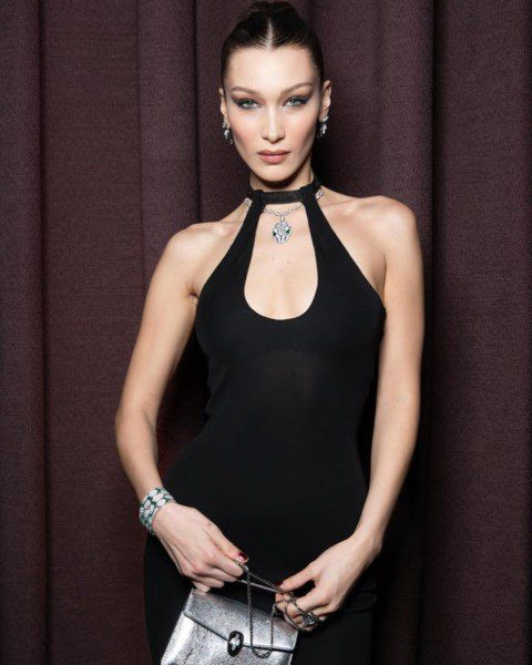 Bella Hadid's boldest clicks on Instagram