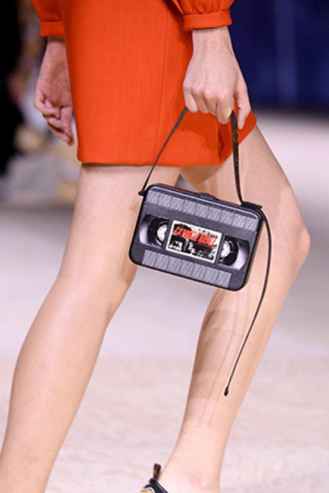Louis Vuitton's Video Tape Clutch Is The Retro Accessory To Watch For SS20