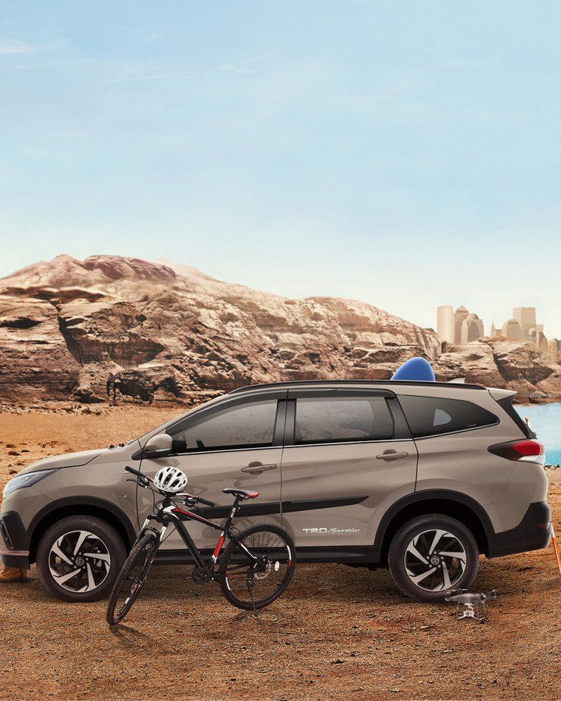Toyota Rush - Exterior Suitmedia Frontal Left FINAL
