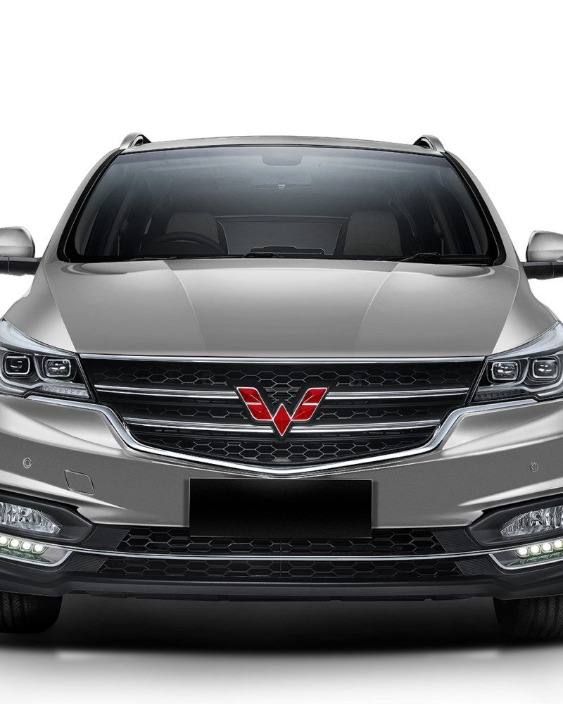 WULING Full Exterior Front Low Angle - FINAL
